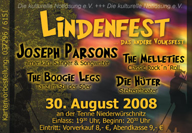 Lindenfest 2008
