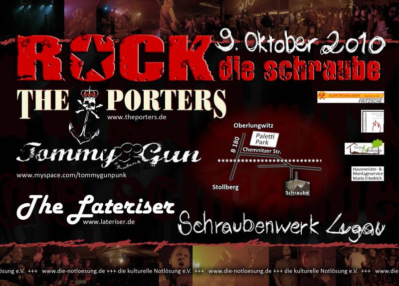Rock die Schraube 2010
