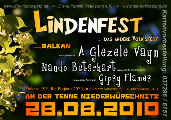 Lindenfest 2010
