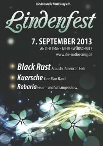 Lindenfest 2013