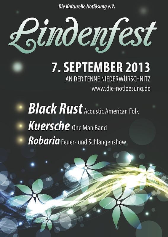Lindenfest am 7. September 2013
