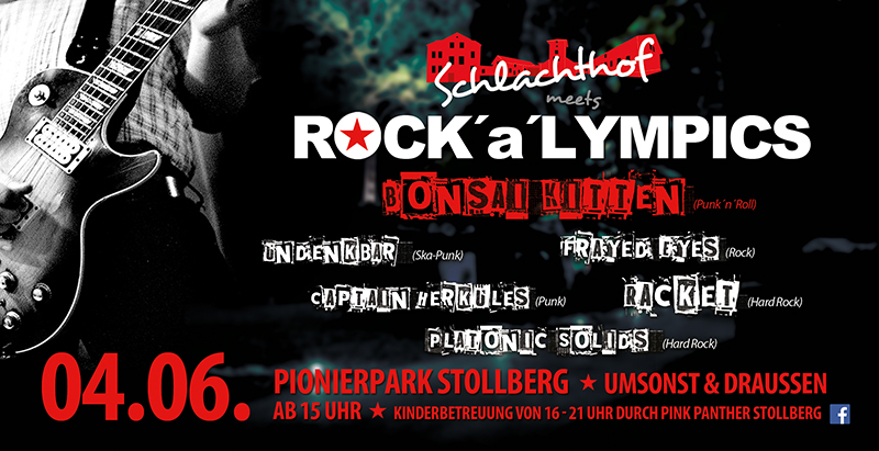 Rock´a´lympics Open Air